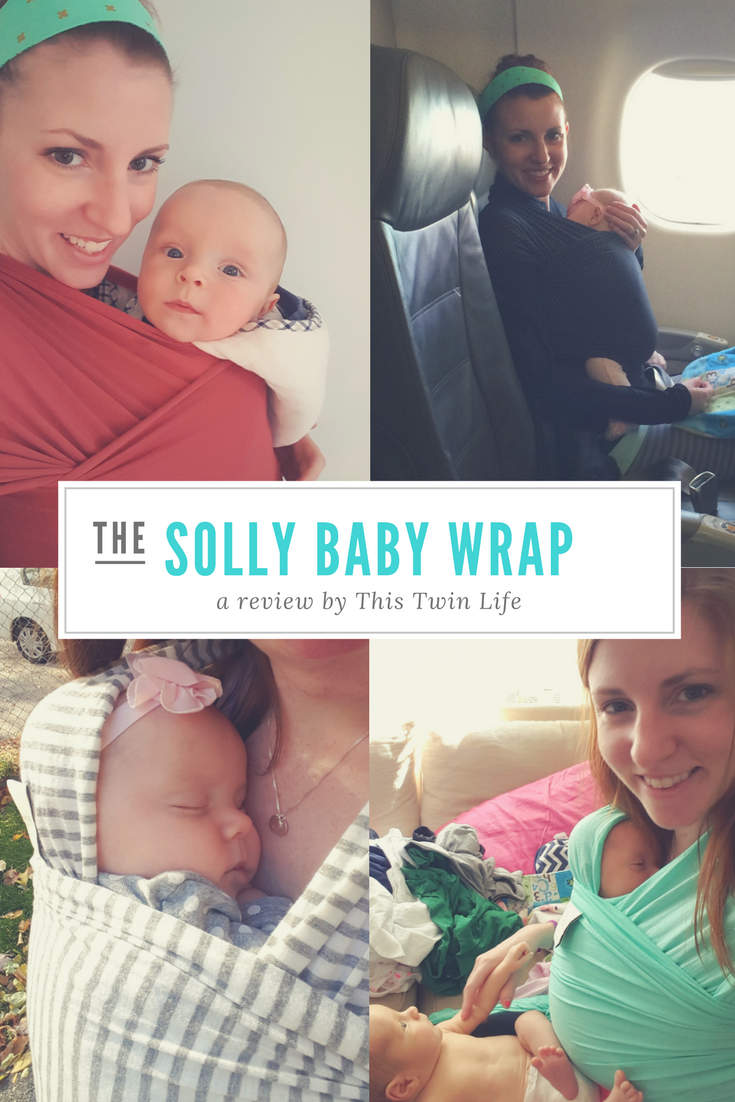 An In Depth Review Of The Solly Baby Wrap By A Twin Mom This Twin