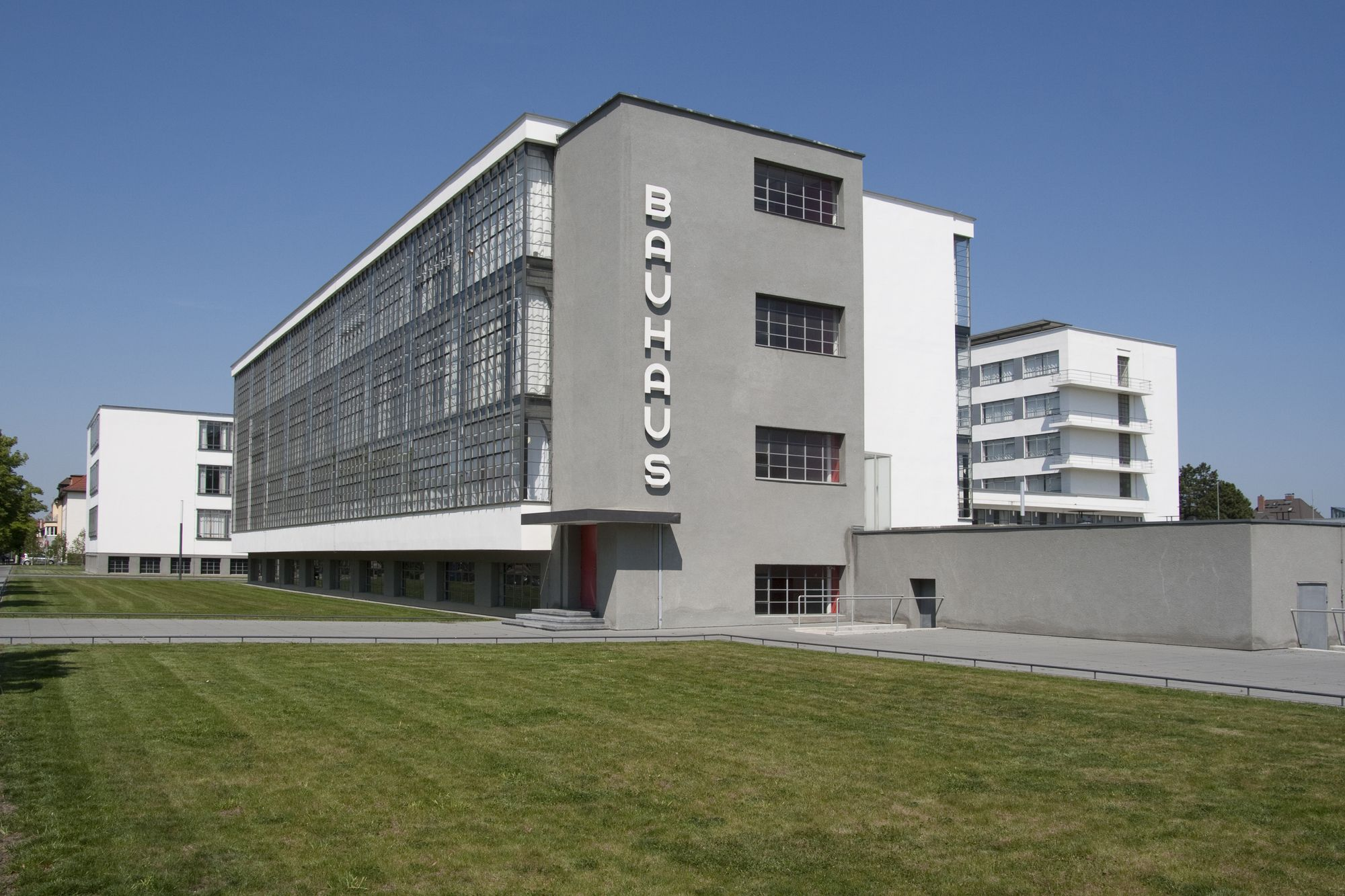 Gallery Of Bauhaus Among 12 Modern Buildings To Receive