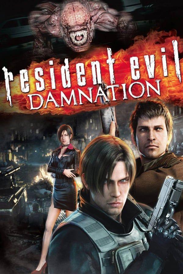 สงครามดับพันธุ์ไวรัส (Resident Evil Damnation) 2012 HD ดู
