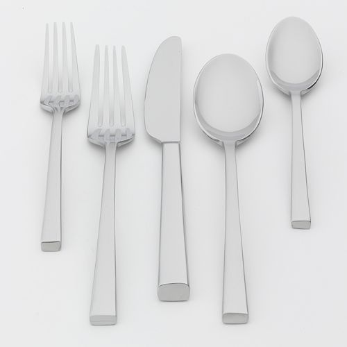 Food Network Chive 45-Pc. Flatware Set | 50% Off | Free Shipping & Food Network Chive 45-Pc. Flatware Set | 50% Off | Free Shipping ...