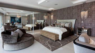 Banana Island, Lagos Nigeria - contemporary - Bedroom ...