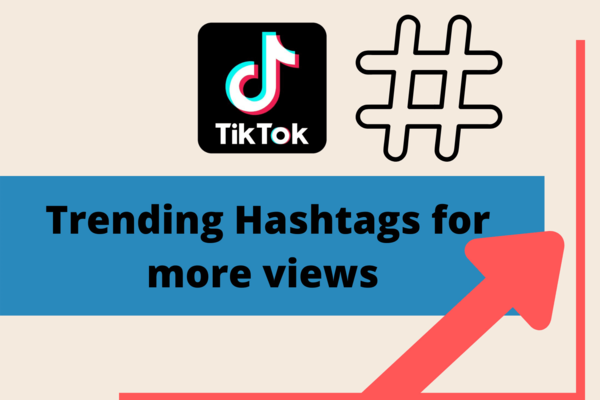 How To Find Trending Hashtags On Tiktok Trending Hashtags Social Media Growth Strategy Hashtag Marketing