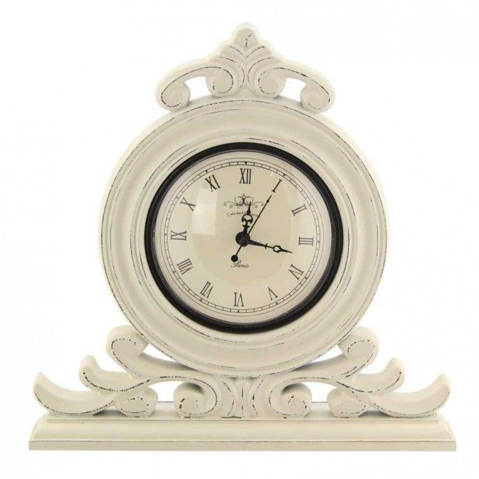 Vintage Mantle Clock | Poundstretcher