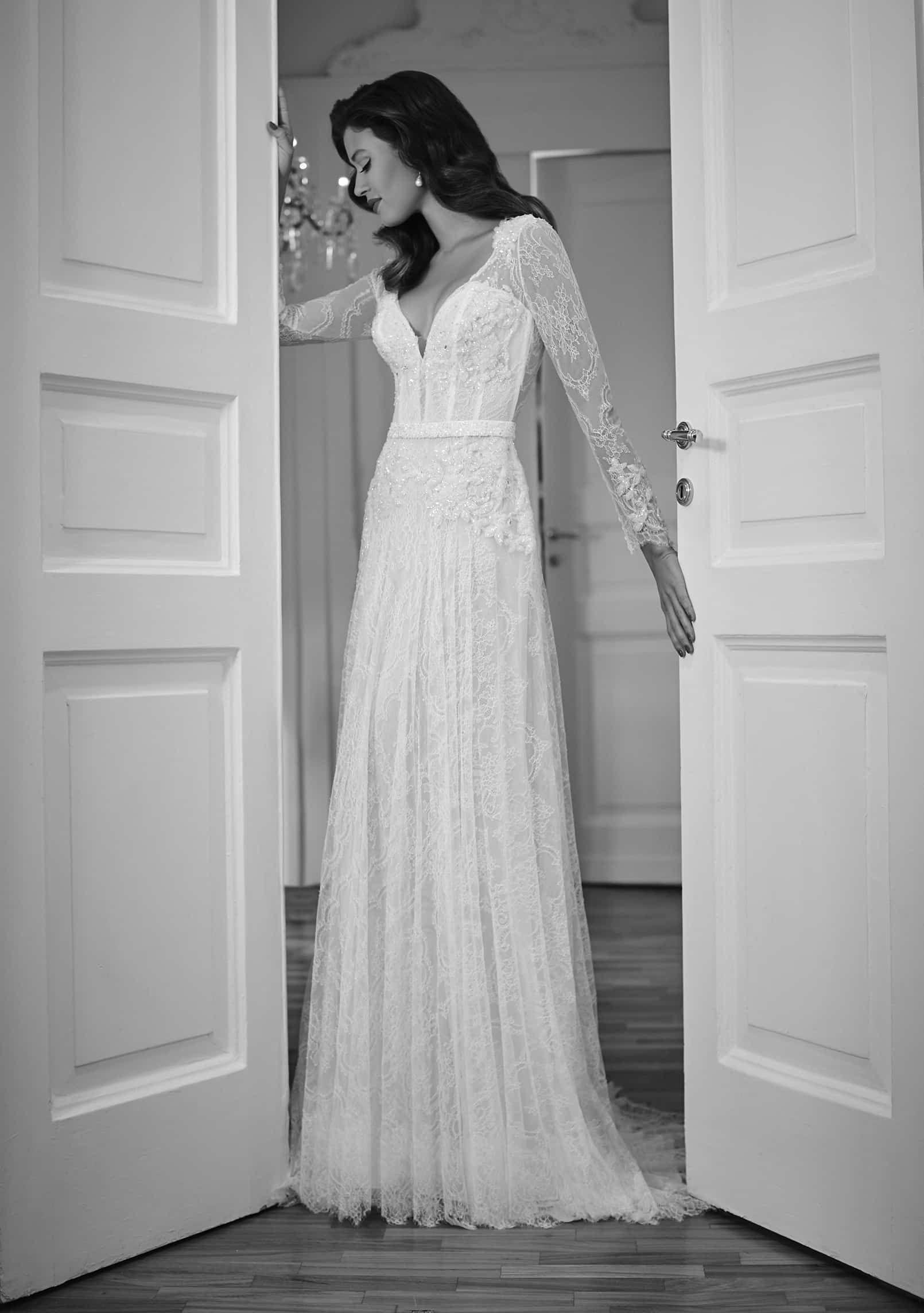 Mod wedding dress  Dire Maison Signore vuol dire narrare la storia di un lavoro