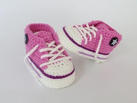 Häkelanleitung Für Babychucks Häkeln Pinterest Knitting