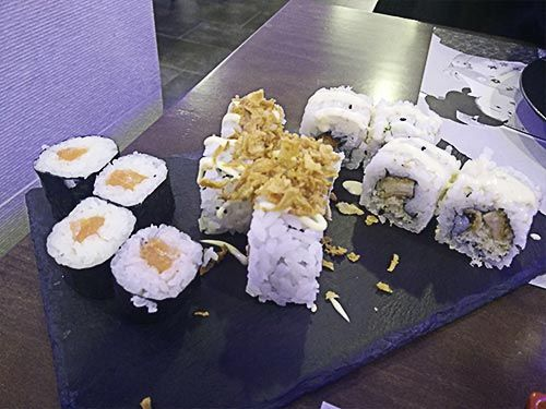 Superb Nuevo Buffet Libre Japones A La Carta En Barcelona Hemos Download Free Architecture Designs Ogrambritishbridgeorg
