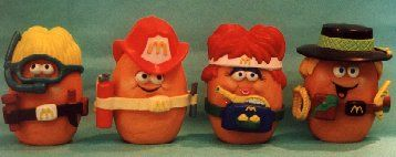 McDonalds Chicken McNugget Holiday Pack Party (1984 TV Spot) - YouTube
