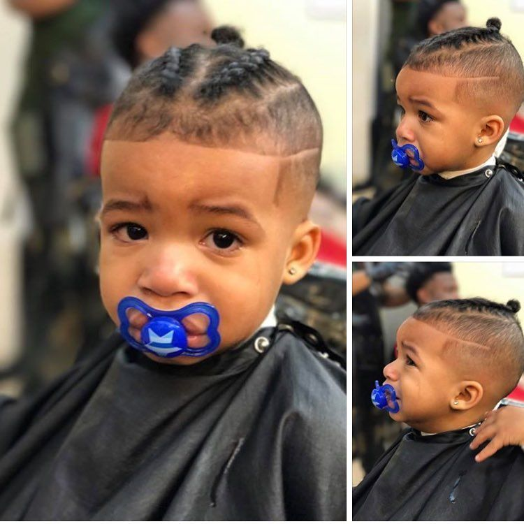 44++ Hairstyles for black baby boys information