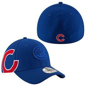 Get this Chicago Cubs Logo Twist Neo 39THIRTY Flex Fit Cap at WrigleyvilleSports.com