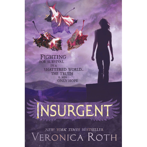 Insurgent (Divergent #2) - Book Review  http://anmolrawat.blogspot.in/2014/02/insurgent-divergent-2-review.html