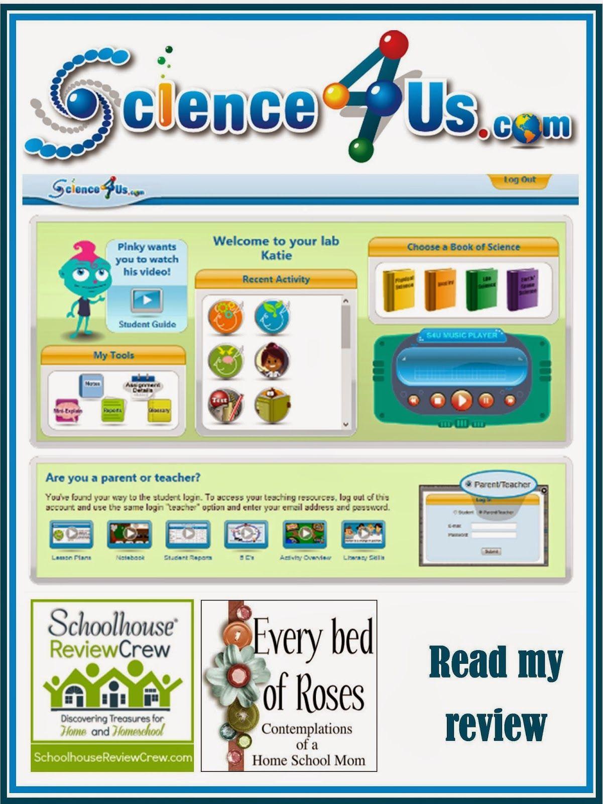 Science4us Com Review Kindergarten Science Lesson Plans Online Science Kindergarten Science Curriculum