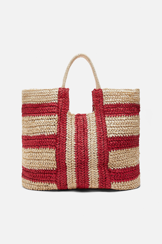 479295dd1fe Natural shopper | s/s f a s h i o n | Knitted bags, Bags, Tote bag