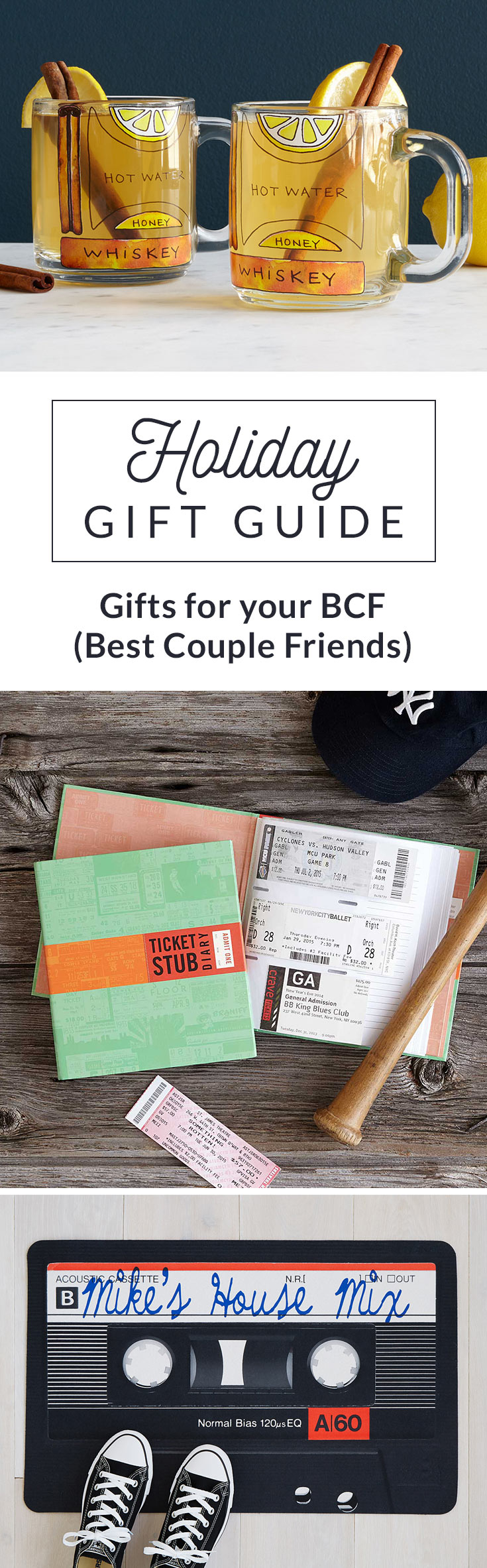Gifts for your BCF (Best Couple Friends) - | Gifts | Pinterest ...