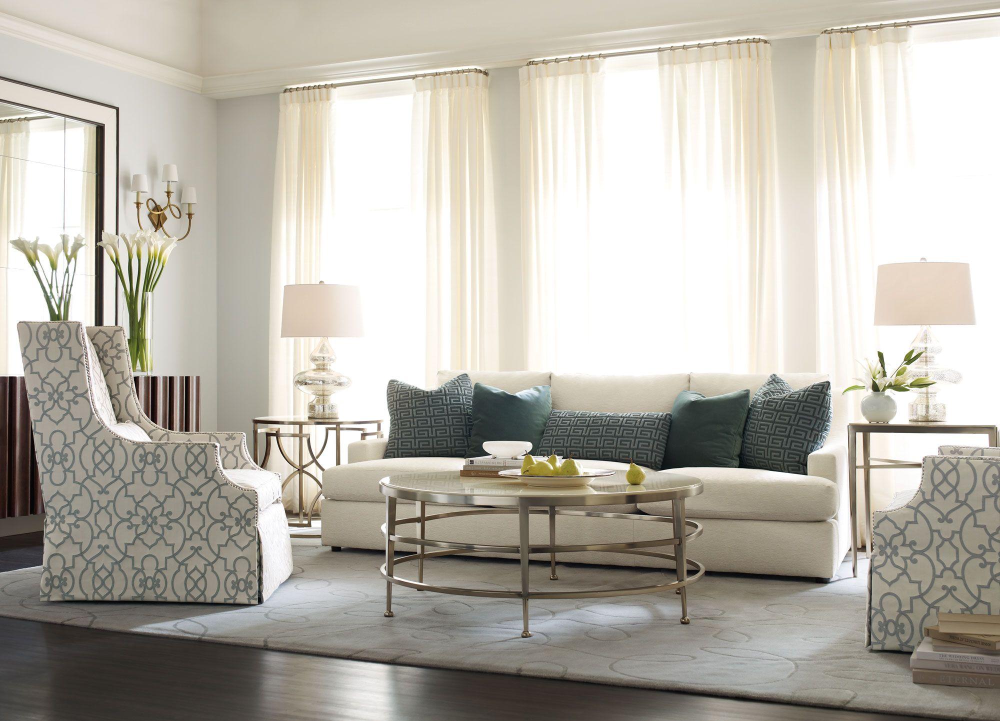 Haven Josh Darbin Living Room | Bernhardt