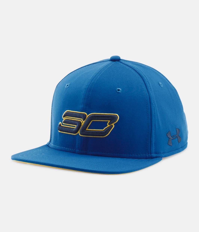 fde76ea2c17 Under Armour Men s Ua Stephen Curry Sc30 Core Snapback Hat - Steph Snap  Back Cap