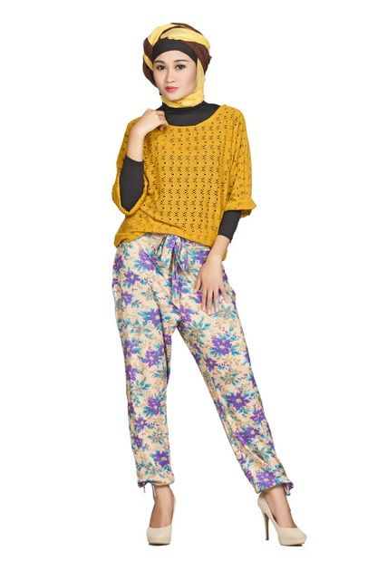 Code:CS 011A Harga Retail:Rp120,000  Harga Dropship:Rp110,400  Harga Grosir (3pcs):Rp89,000   Bottom Waist:max 100 cm Trousers Length:109 cm Material:Spandex
