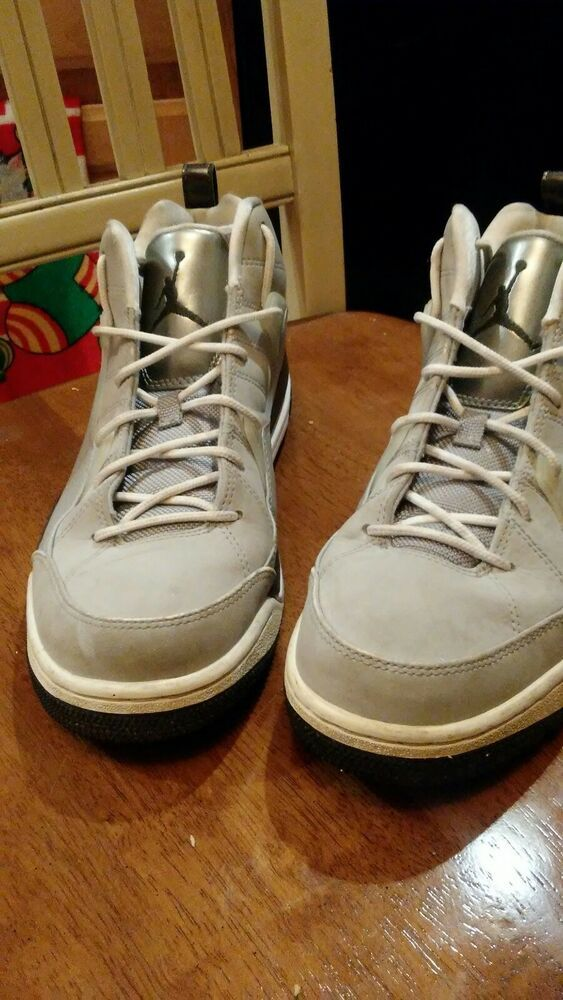 45e4bc81c06 Good Condition Used Gray Nike Air Jordan Flight Tr 97 Mid 574417 003   fashion  clothing  shoes  accessories  mensshoes  athleticshoes (ebay link)