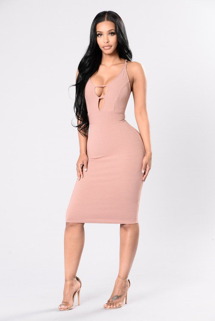 I Know How To Party Dress - Rose | Ropa