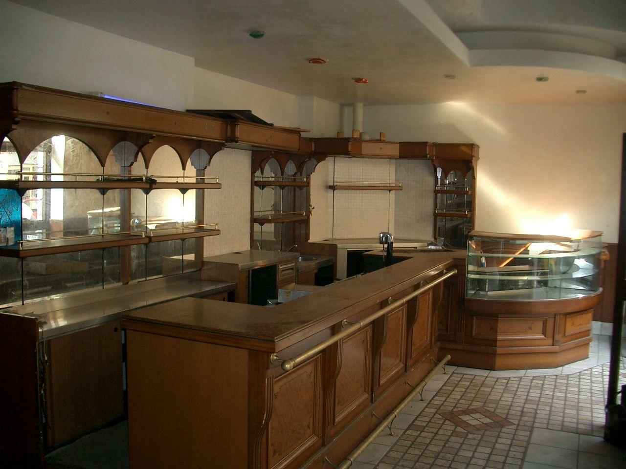 Bancone bar misure cerca con google bancone home for Arredo bar usato
