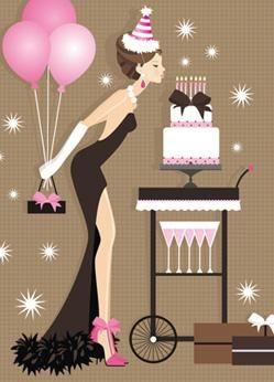 Birthday Girl Happy Birthday Its Your Day Con Imagenes