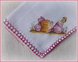 Resultado De Imagem Para Graficos De Bicos De Croche Para Fraldas