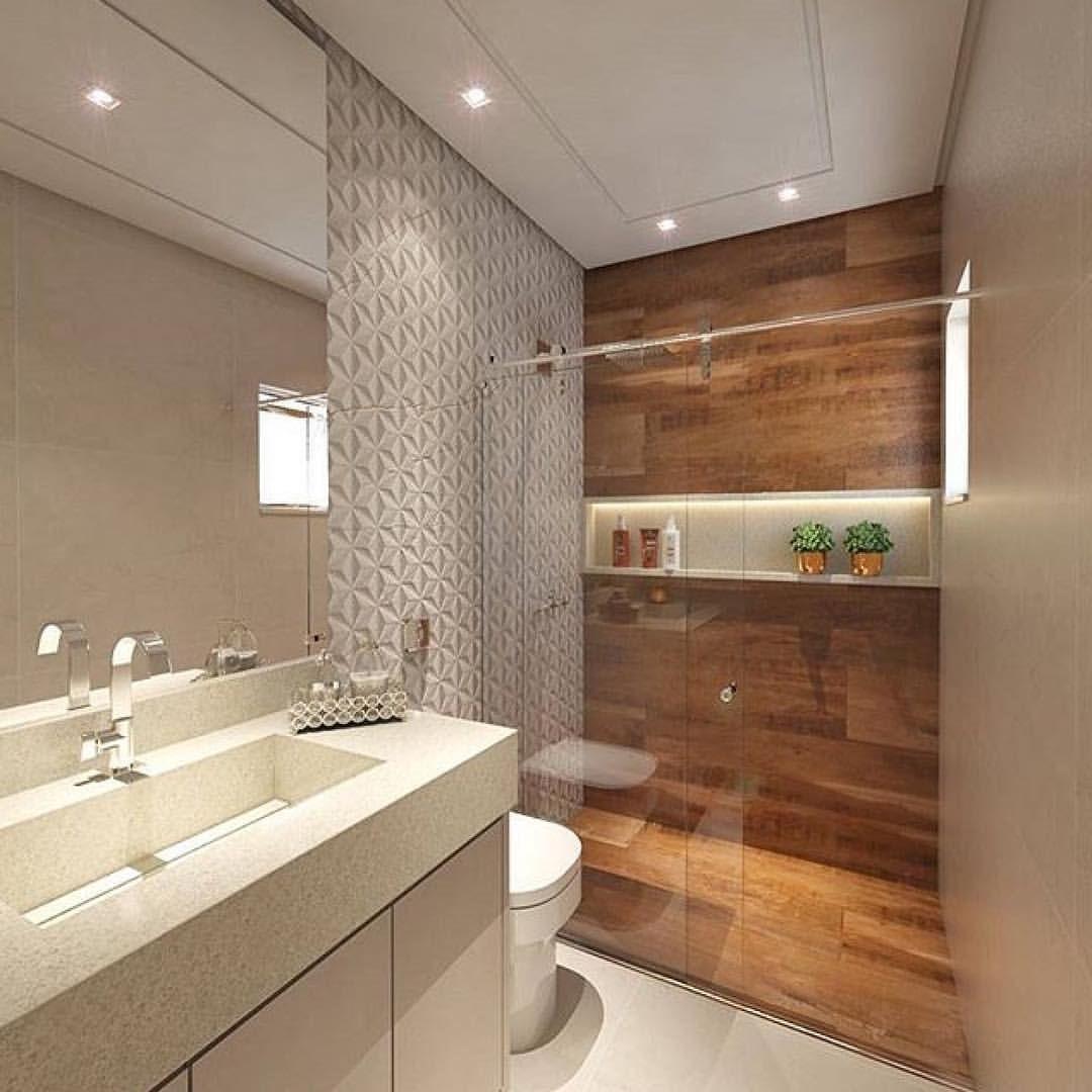 Banheiros Modernos Assim Eu Gosto : Banheiro por eduardo muzzi casa banheiros