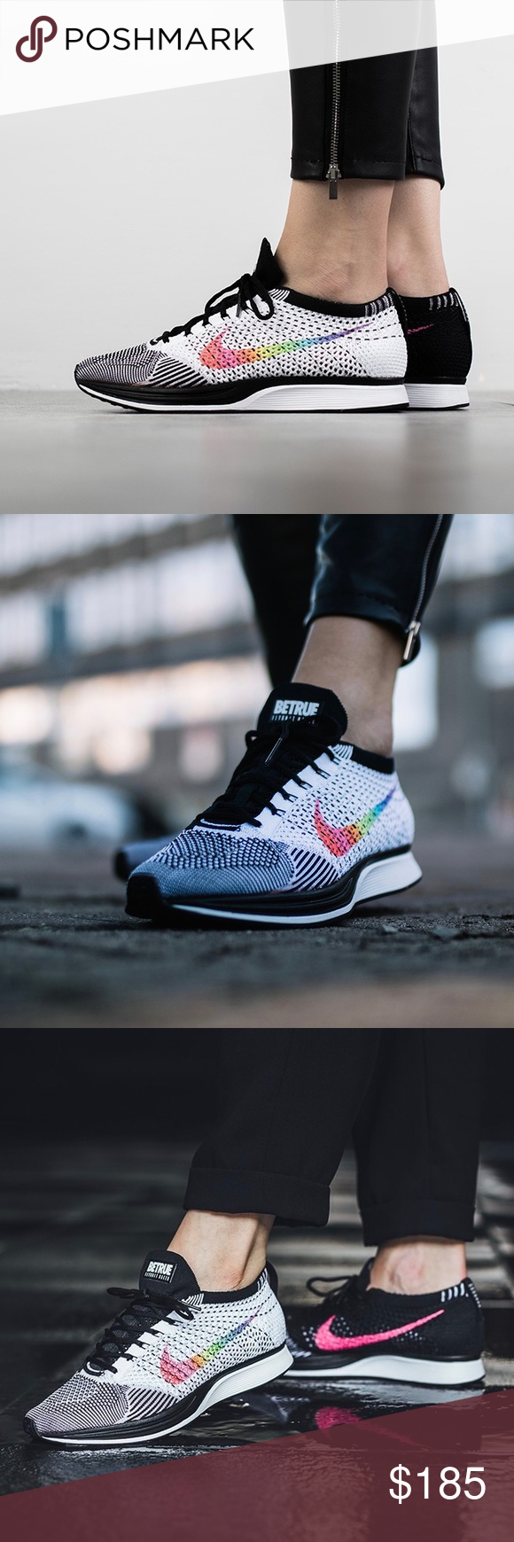 271f9e2917d7 Nike Flyknit Racer Be True Men s Authletic Running Shoes