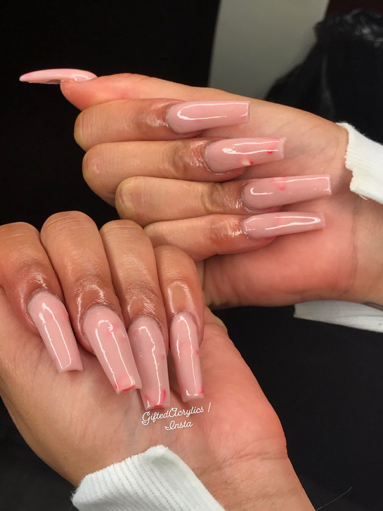 A From Around The Way On Twitter In 2020 Best Acrylic Nails Cute Acrylic Nails Nails
