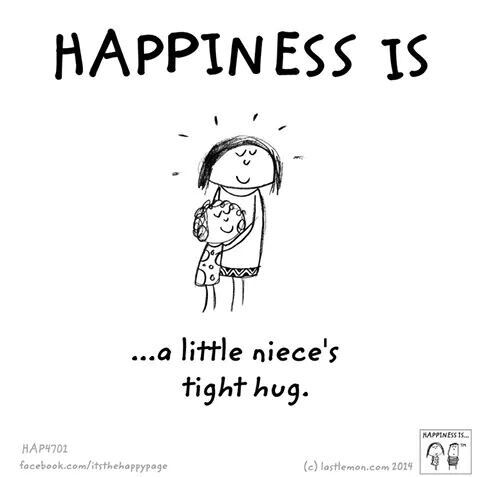 Happiness Is I Love My Niece Pinterest Niece Quotes I Love My