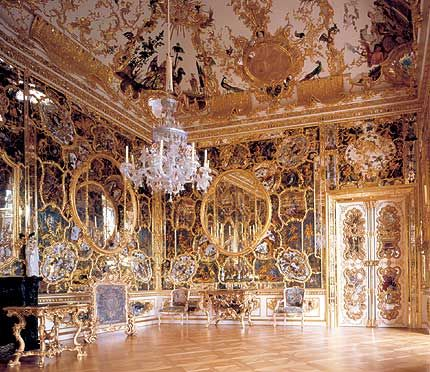 Recently Visited Wurzburg This Is The Room Of Mirrors