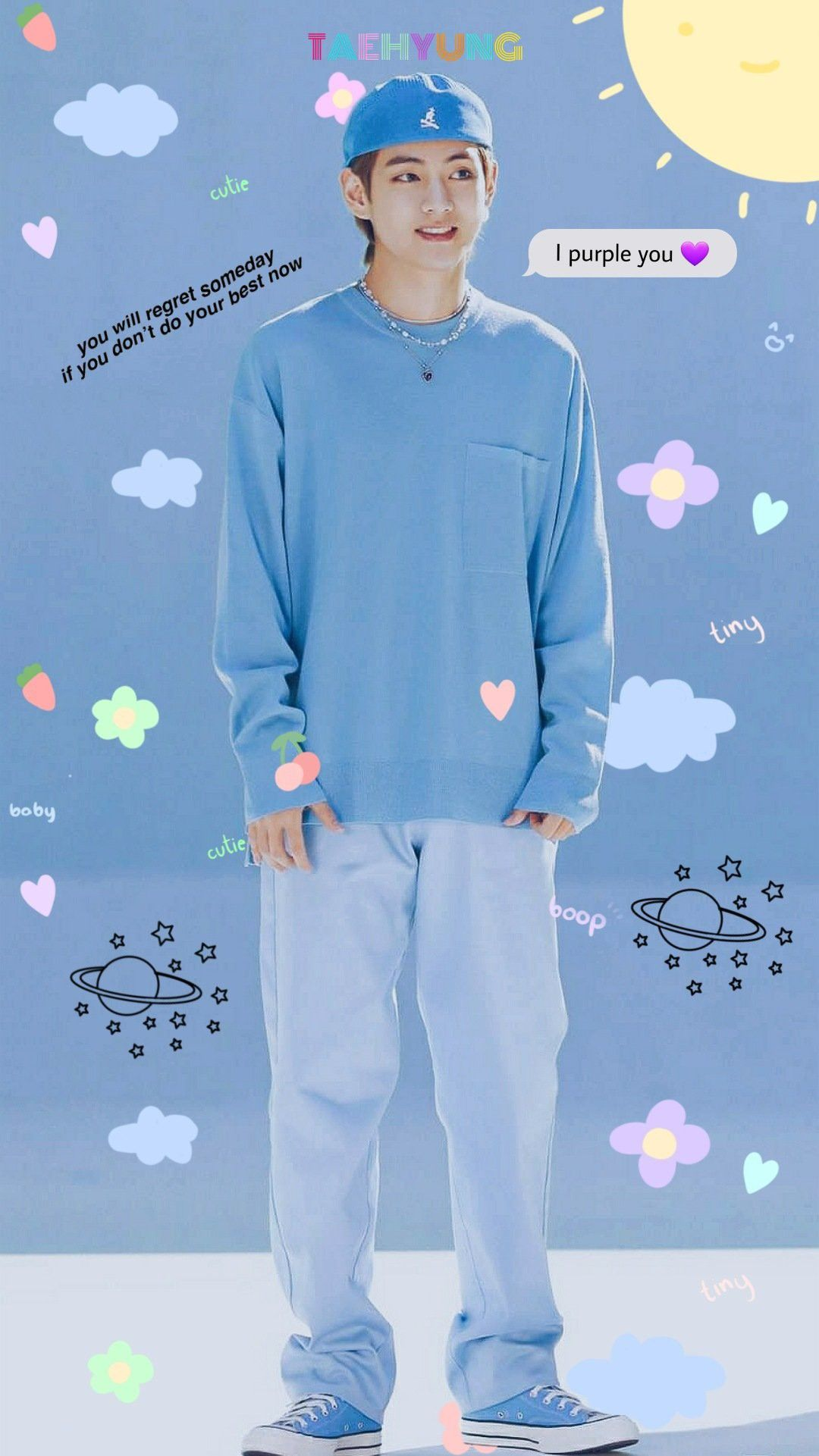 Taehyung Wallpaper   Wallpaper lucu, Orang lucu, Sangat lucu