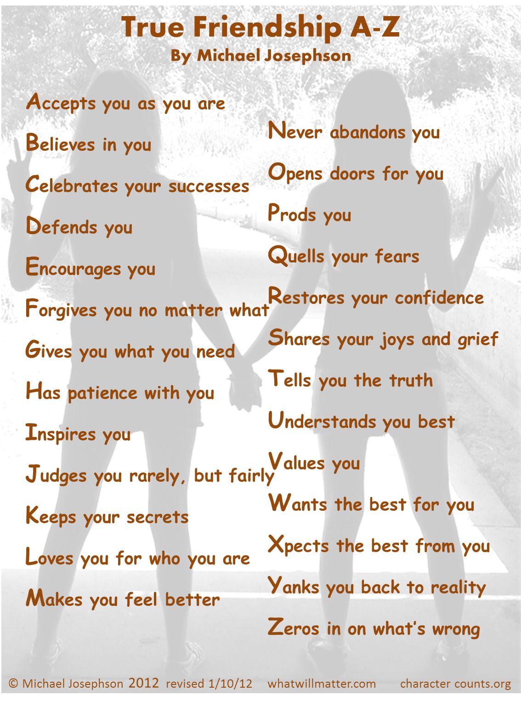 Quotes About Friendship Ending Az Best Friend Check List  Life Of A Therapist Pinterest