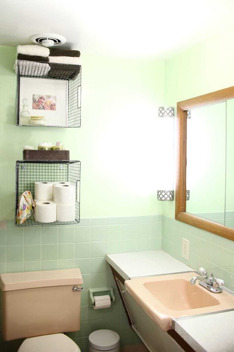 10 Coolest Bathroom Storage Ideas For An Efficient Home