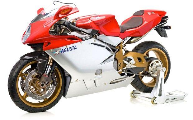 Mv Agusta F4 750 Oro Gone In 60 Seconds Motorbikes Mv Agusta