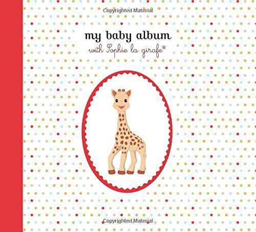Milestone Baby Memory Photo Cards Baby Cards Baby Shower Gift SOPHIE LA GIRAFFE