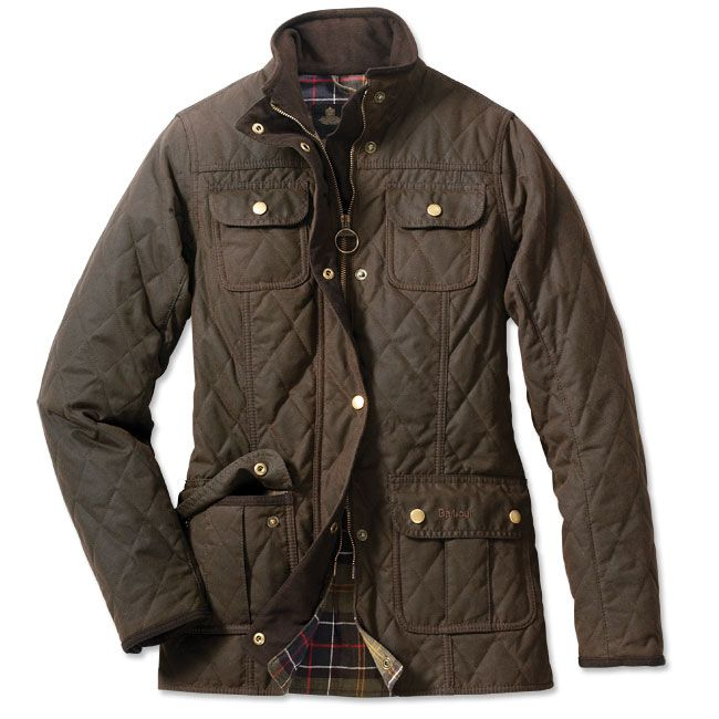 Barbour kendal quilted womens jacket