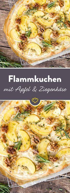 Elsässer Flammkuchen: So backst du das hauchdünne Original