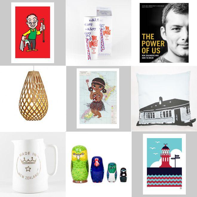 Kiwi christmas gift ideas