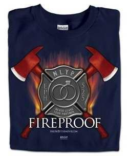 9ab9b0a0b83 Mens Never Leave Your Partner Fireproof T Shirt   Need it   Men ...