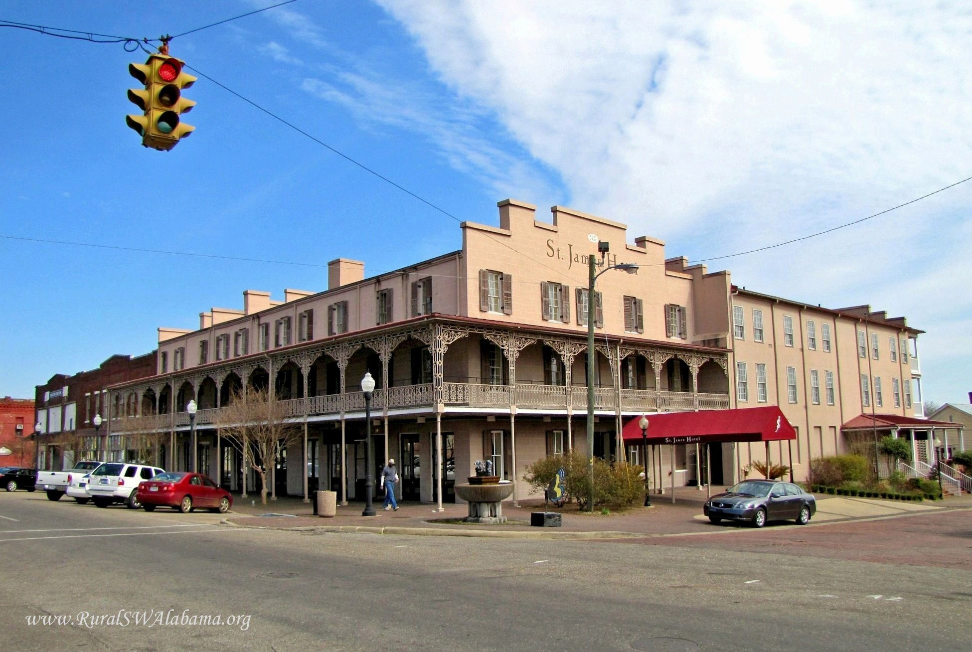 Historic St. James Hotel Selma
