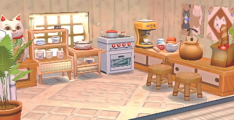 Animal Crossing   Room Ideas + Landscaping (AC ... on Animal Crossing Living Room Ideas  id=27595