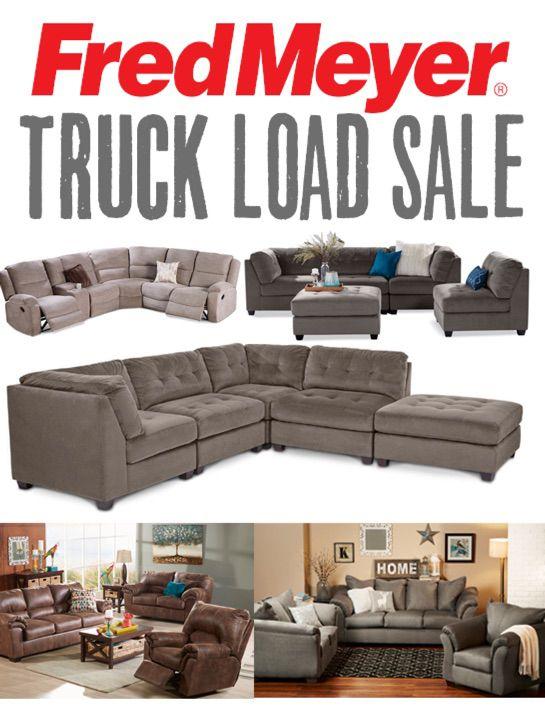 Fred Meyer – Save BIG on furniture at Truckload Furniture Sale