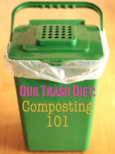 Everything You Need to Know to Start Composting