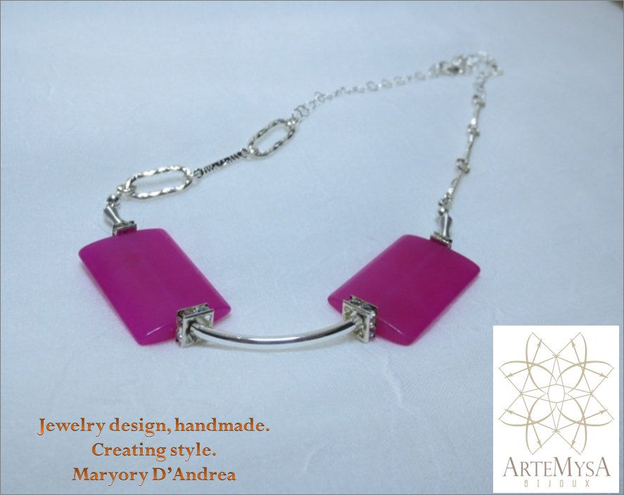 Affective Necklace. CLL15 de Artemysa en Etsy