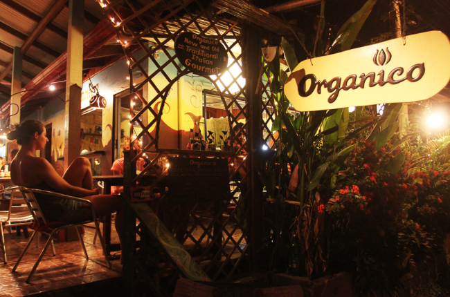 organico front entrance   - Costa Rica
