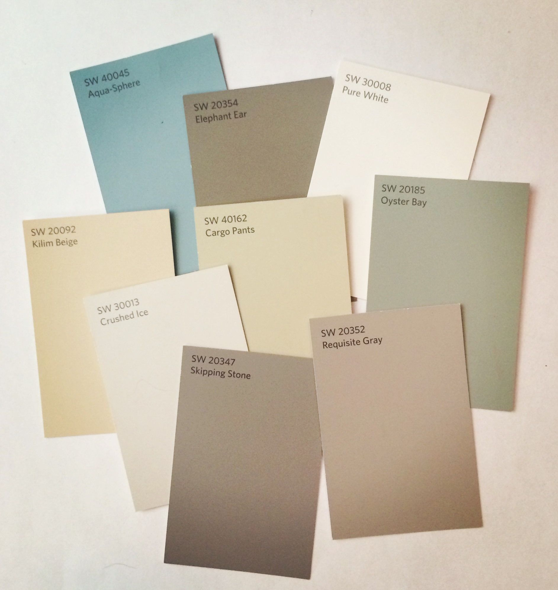perfect WA home colors - sherwin williams paint colors 2014 | Home ...