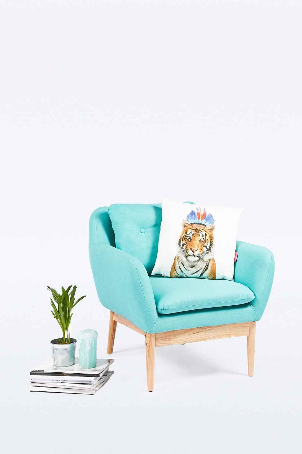 Beautiful mint chair