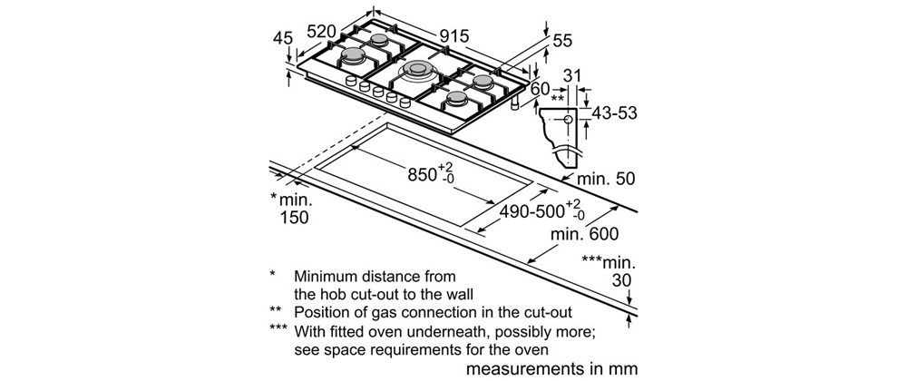 Wiring Diagram For Bosch Electric Hob