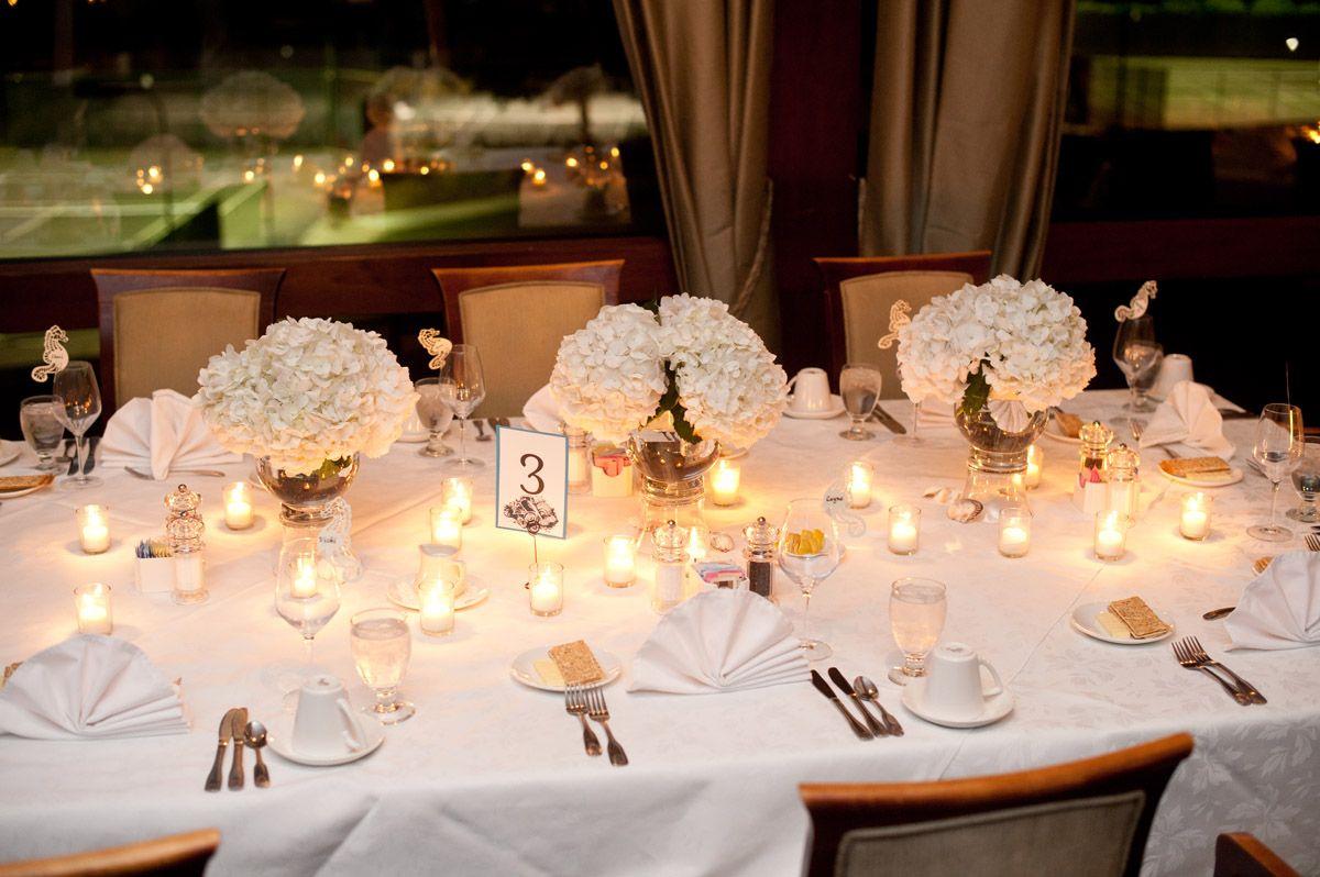 Elegant Beach Theme Rehearsal Dinner - 2 Hearts Weddings | Rehearsal dinner  decorations, Rehearsal dinner centerpieces, Dinner centerpieces