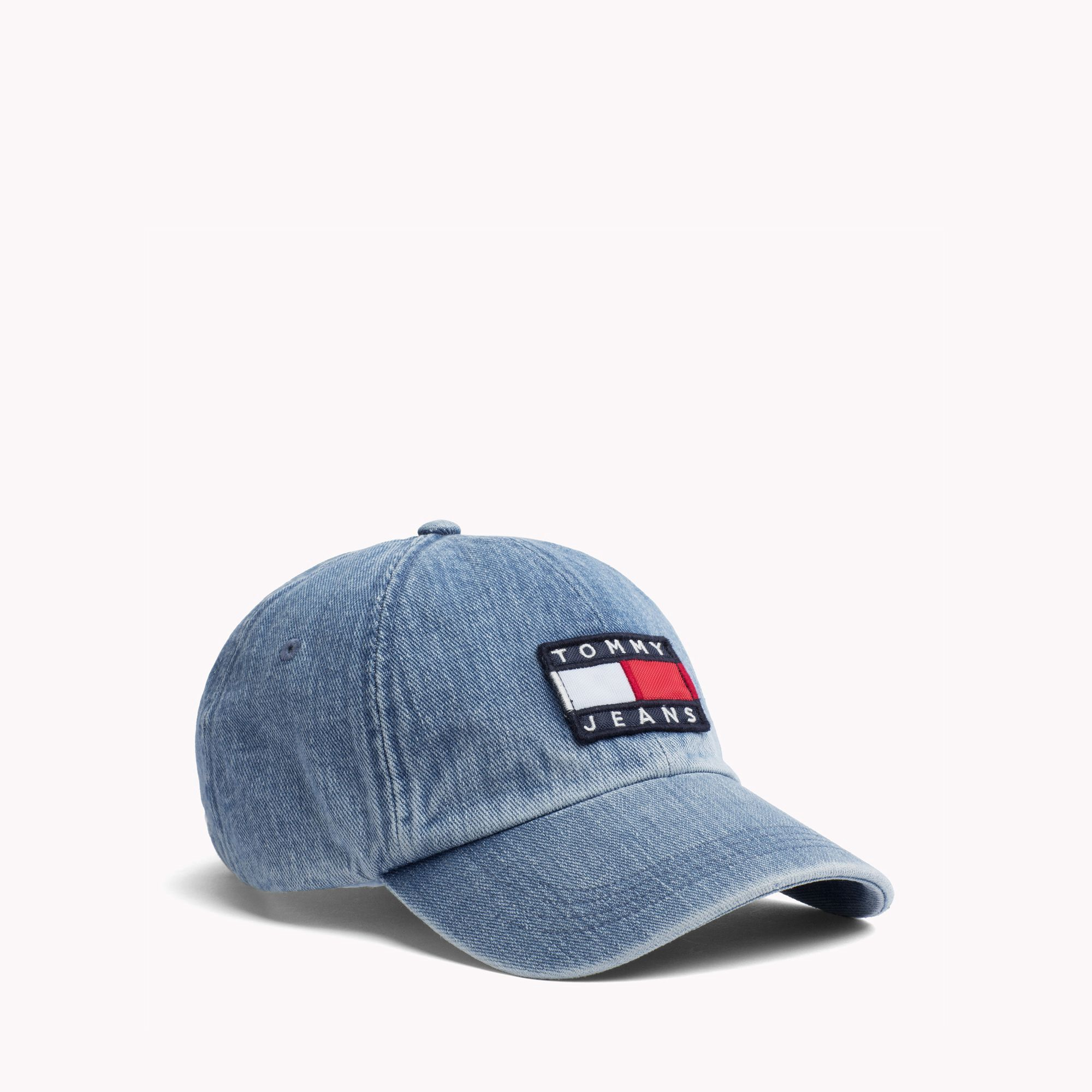 Tommy Hilfiger Capsule Collection Sailing Denim Cap Tommyhilfiger Denim Cap Tommy Hilfiger Tommy